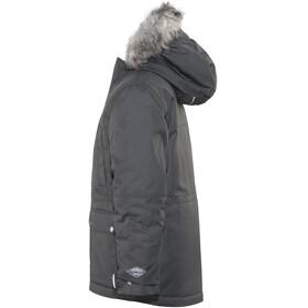 Columbia Snowfield Jacket Boys Black Heather